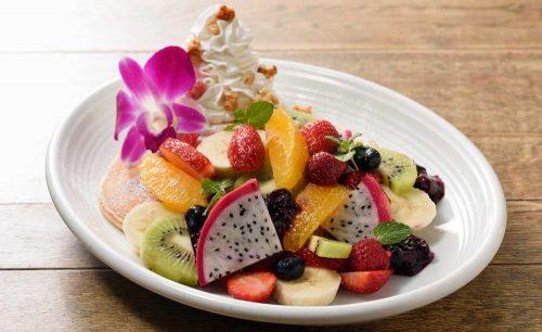 Aloha Amigo 原宿、フルーツ、デザート