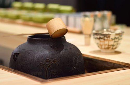 茶CAFE 竹若の予約のお茶
