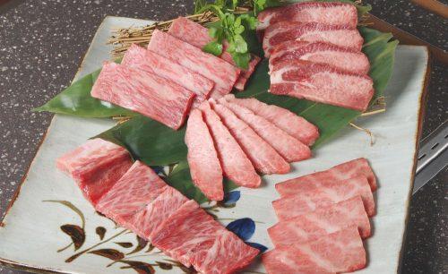肉バル 京城 恵比寿店、肉、盛り合わせ