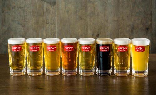 SCHMATZ BEER DINING KANDAのドイツビール