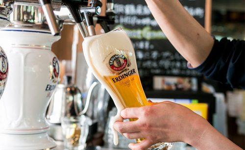 ドイツビアレストラン Toranomon HOP 虎ノ門ヒルズのドイツビール