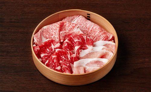 山笑ふ 表参道店、お肉