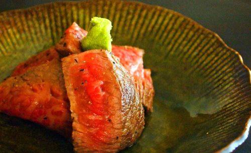 南青山 いと家、お肉