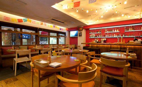 Mexican Dining AVOCADO 新宿店、店内