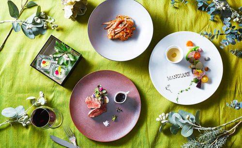 リストランテ マンジャーレ ジャスミンコート大宮の料理