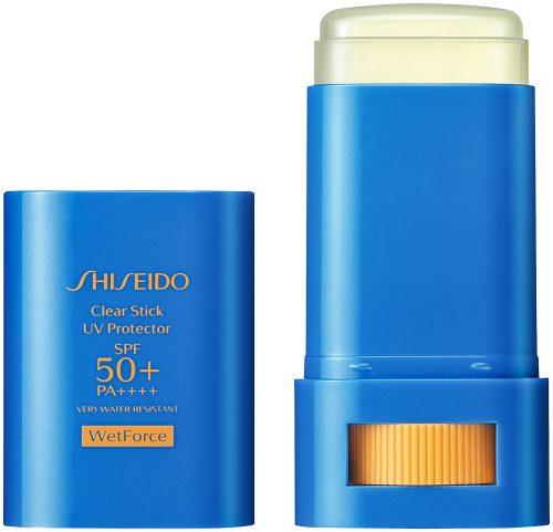 資生堂インターナショナル SHISEIDO|クリアスティック UVプロテクター