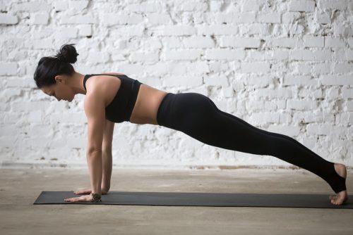 ナイトプール、トレーニング、体幹