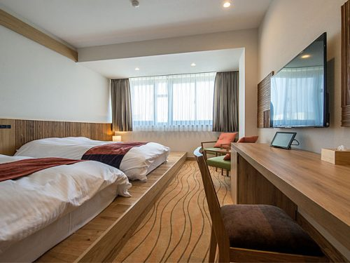 TKP HOTEL&RESORT レクトーレ熱海桃山、お部屋