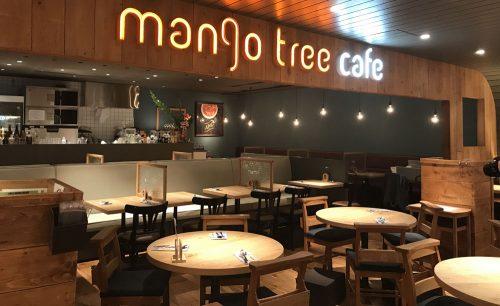 mango tree cafe 池袋の店内