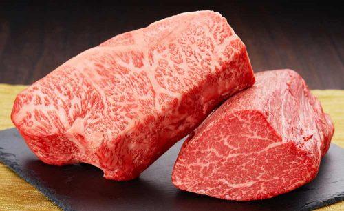 鉄板焼 877、ヒレ肉