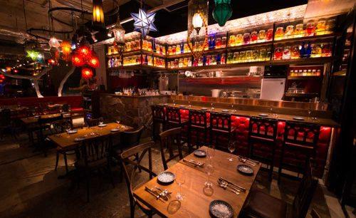 Asian Cuisine A.O.C.、店内