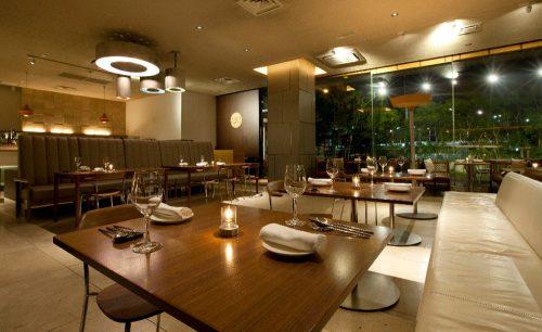 CLASKA Restaurant ''kiokuh''、店内