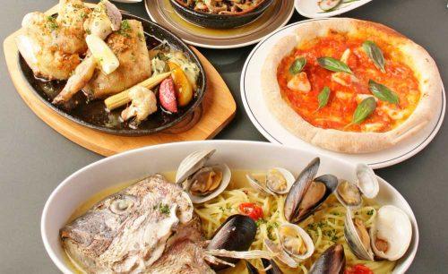 大衆イタリア酒場 ダビンチ、料理