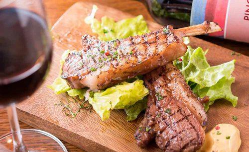 大衆イタリア酒場 ダビンチ、お肉