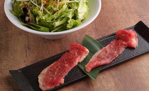 USHIHACHI 渋谷店のお肉