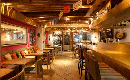 Mexican Dining AVOCADO 下北沢店の店内