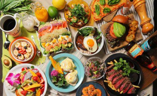ALOHA TABLE ペリエ千葉、料理