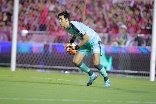 キム・ジンヒョン、ゴールキーパー、セレッソ大阪、韓国代表、サッカー、Jリーグ、サッカーボール