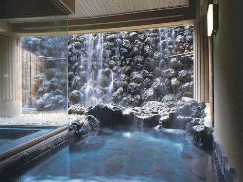 軽井沢マリオットホテル、お風呂