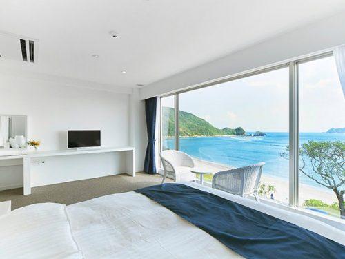 THE SCENE amami spa&resort、お部屋