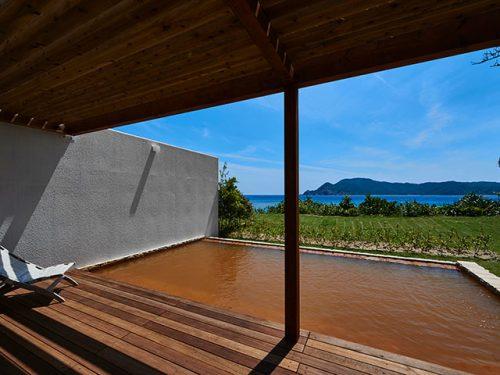 THE SCENE amami spa&resort、お風呂