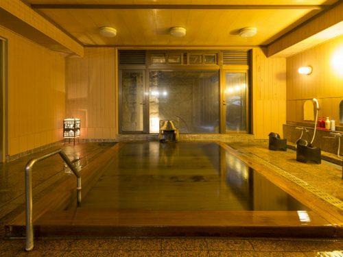 味楽亭 三桝家、お風呂