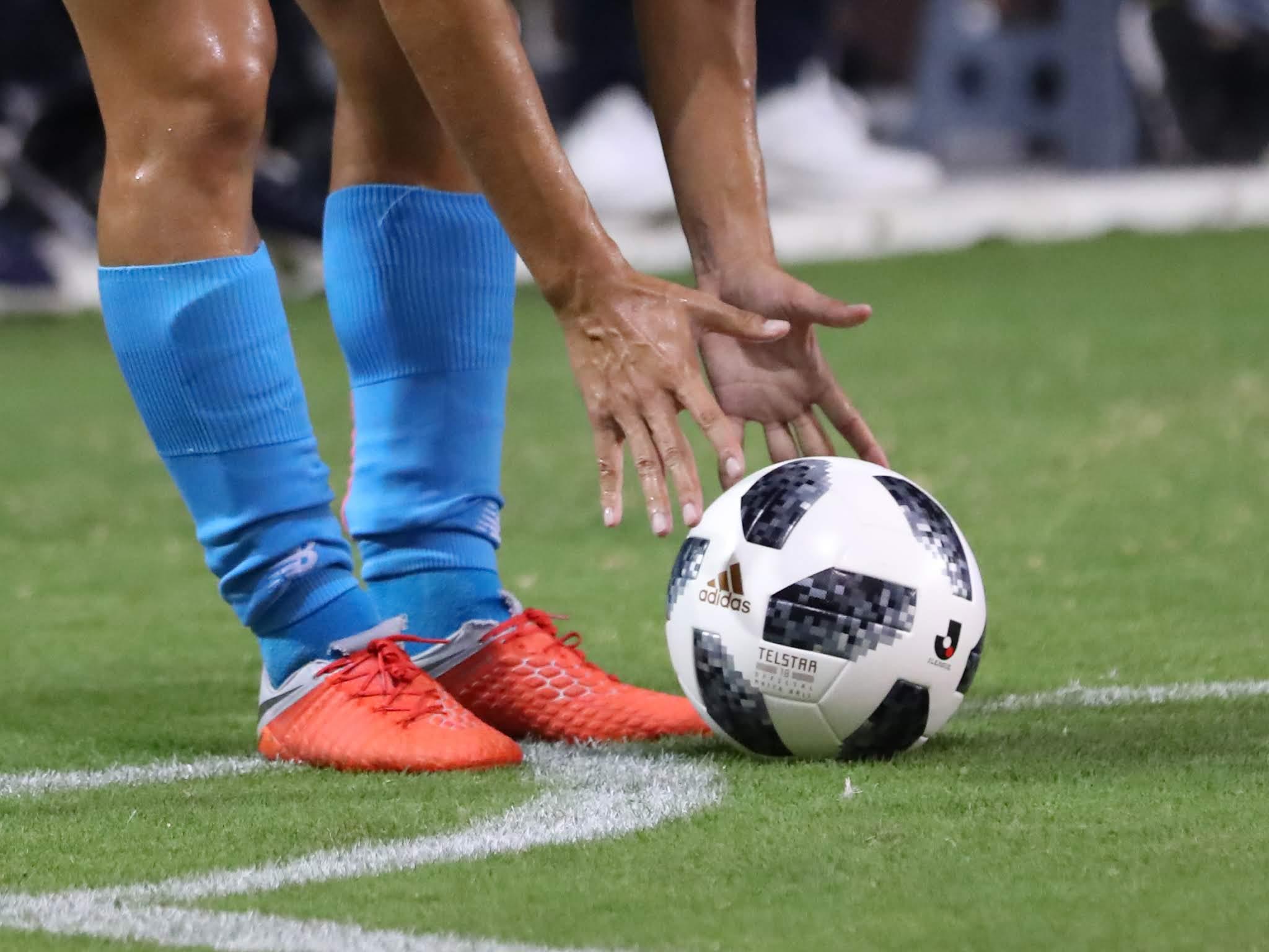 ボール、腕