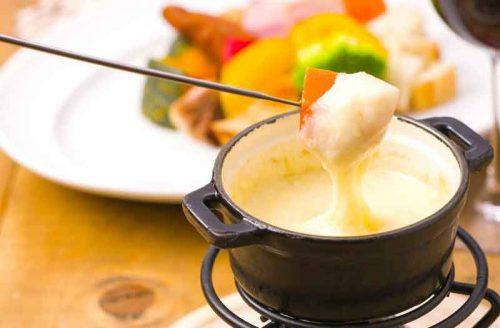 CheeseTable 渋谷店のチーズフォンデュ