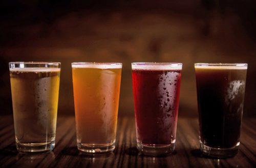 Beer Cafe Ninkasiのビール