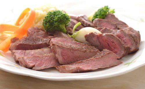 イベリコバル 門仲の豚肉料理