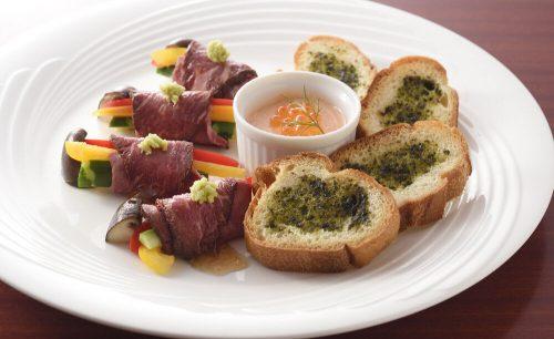 ザ・ワインバー 新宿住友ビル店 50階の料理