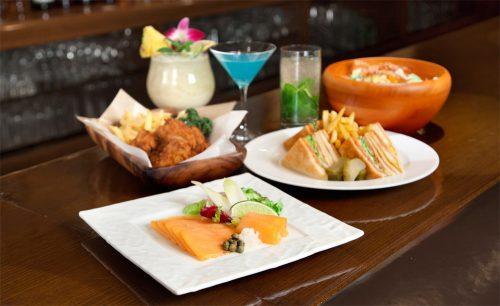 メインバー ロイヤルスコッツ/ロイヤルパークホテルの料理