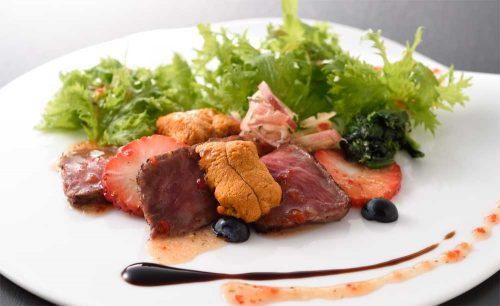 するり 東京ドームシティミーツポート店のお肉