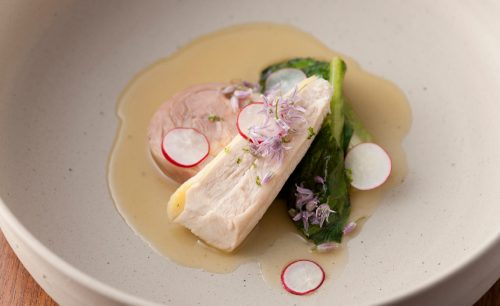 CLASKA Restaurant ''kiokuh''の料理
