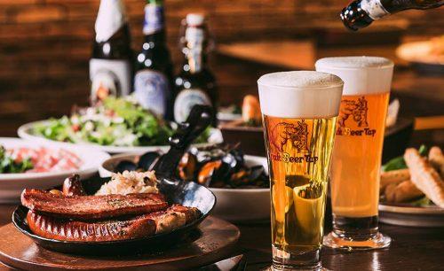 クラフトビールタップ ヨドバシAKIBA店の料理