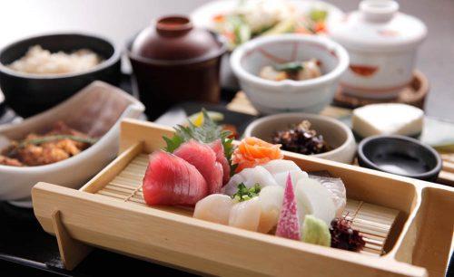 銀座 竹の庵 5丁目本店の料理