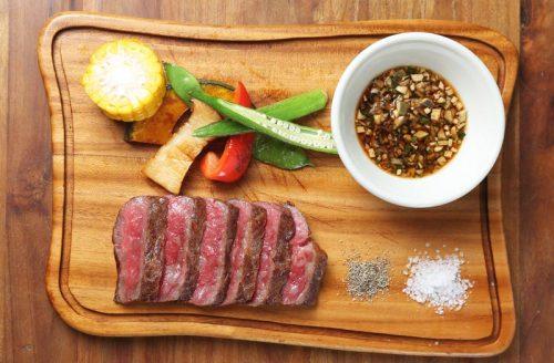 PACE ITALIAN LOUNGEの肉
