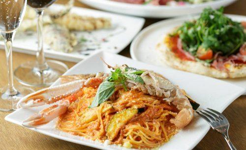 PACE ITALIAN LOUNGEの料理