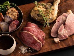 Bistro plein、肉、前菜