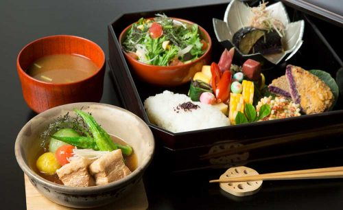 京 お野菜バル めい 表参道ヒルズ店の弁当