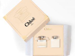 ■【クリスマスコフレ2018】Chloé(クロエ)/クロエ オードパルファム ホリデーセット(¥12,700)