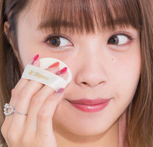 ■乾燥による化粧崩れを防ぐメイク直しテク