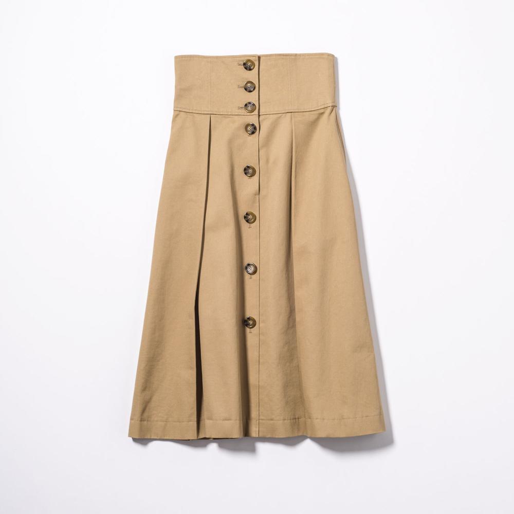 スカート¥7,500(MERCURYDUO)