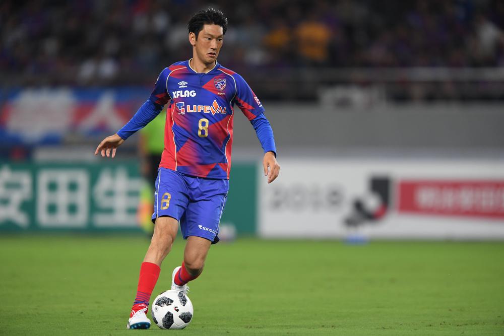 髙萩洋次郎、FC東京