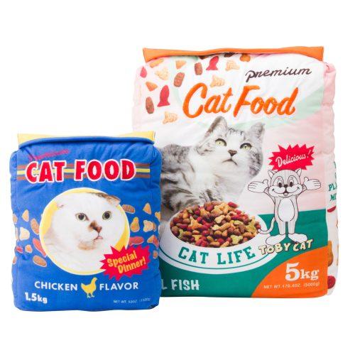 インプライベート18FW Cat's ISSUE クッション Sサイズ¥2,484 (左)、Mサイズ ¥3,456(右)ⓒ SUNDAY ISSUE Inc.