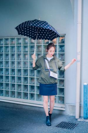 雨の日こそ、HAPPYアイテムを身につけてテンションアップ★