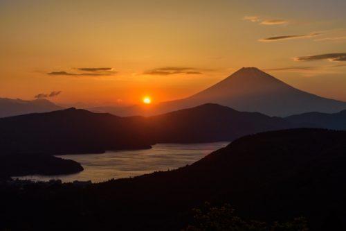大観山(たいかんざん) 【神奈川県】