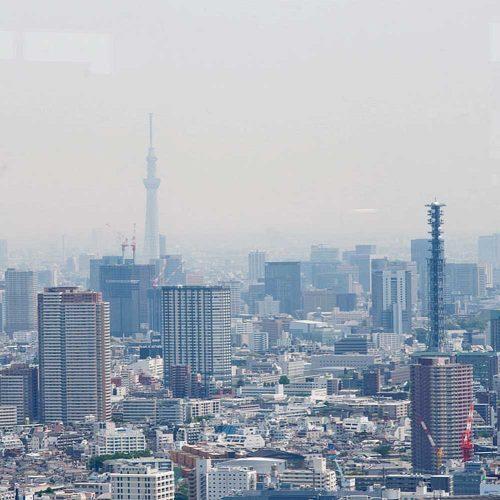 Good View Tokyo、景観