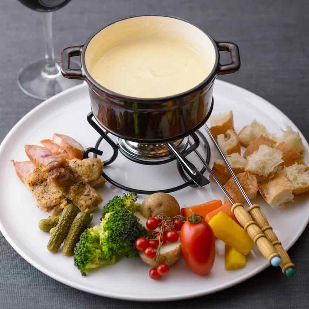 Cheese Dish Factory 渋谷モディ店のチーズフォンデュ