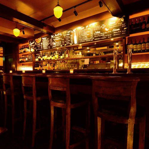 ワイン酒場 GabuLicious 銀座の店内